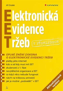 Obálka titulu Elektronická evidence tržeb v přehledech /nov.vyd/