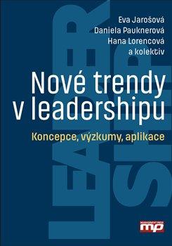 Obálka titulu Nové trendy v leadershipu