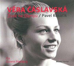 Věra Čáslavská, CD - Život na Olympu, CD - Pavel Kosatík