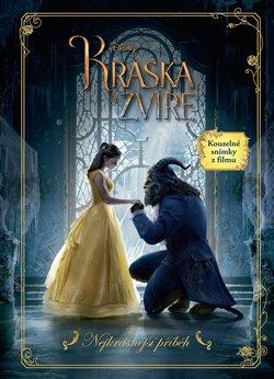 Obálka titulu Kráska a zvíře - Nejkrásnější příběh