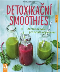 Obálka titulu Detoxikační smoothies