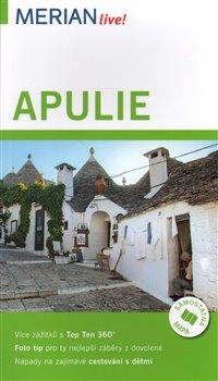 Obálka titulu Apulie - Merian Live!