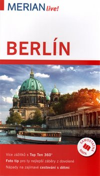 Obálka titulu Berlín - Merian Live!