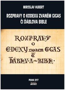 Obálka titulu Rozpravy o kodexu zvaném gigas či ďáblova bible