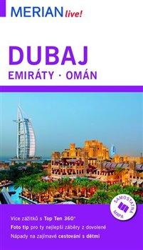 Obálka titulu Dubaj, Emiráty, Omán - Merian Live!
