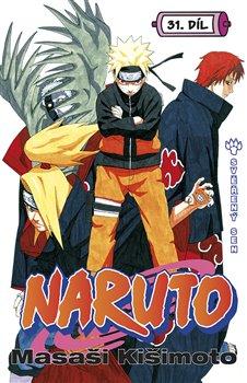 Obálka titulu Naruto 31: Svěřený sen