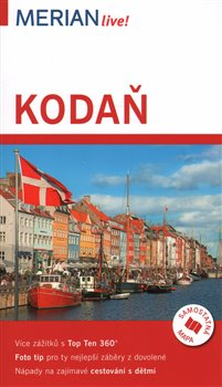 Obálka titulu Kodaň - Merian Live!