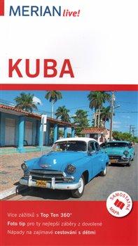 Obálka titulu Kuba - Merian Live!