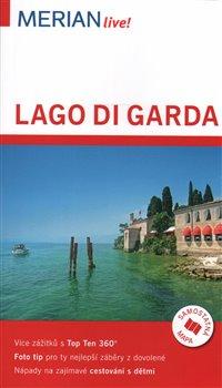 Obálka titulu Lago di Garda - Merian Live!