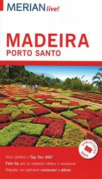 Obálka titulu Madeira a Porto Santo - Merian Live!