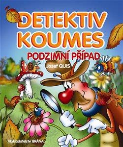 Obálka titulu Detektiv Koumes - Podzimní případ