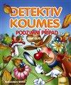 Obálka knihy Detektiv Koumes - Podzimní případ