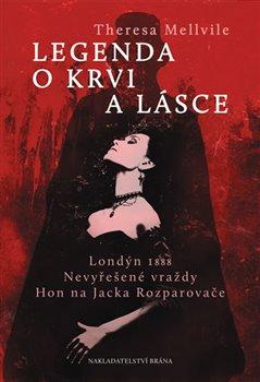 Obálka titulu Legenda o krvi a lásce
