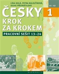 Česky krok za krokem 1/ Pracovní sešit 13-24