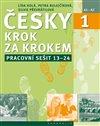 ČESKY KROK ZA KROKEM 1. - PS LEKCE 13—24