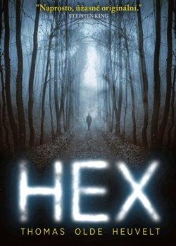 Obálka titulu HEX