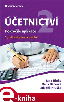 Obálka titulu Účetnictví 2