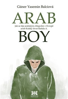 Obálka titulu Arabboy