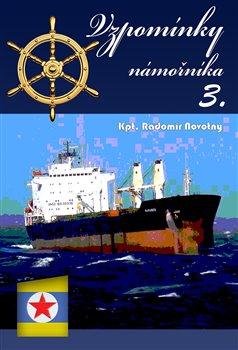 Obálka titulu Vzpomínky námořníka 3.