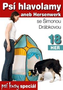 Obálka titulu Psí hlavolamy aneb Hersenwerk se Šimonou Drábkovou