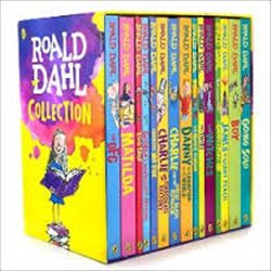 Obálka titulu Roald Dahl Collection 15 book