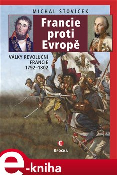 Obálka titulu Francie proti Evropě