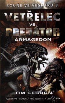 Obálka titulu Vetřelec vs. Predátor - Armagedon