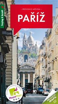 Obálka titulu Paříž - Průvodce městem