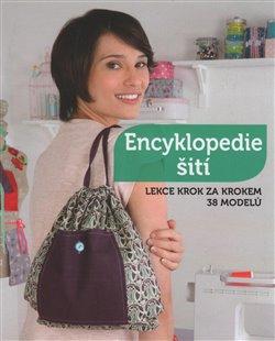 Obálka titulu Encyklopedie šití