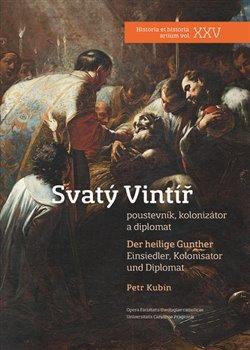 Obálka titulu Svatý Vintíř