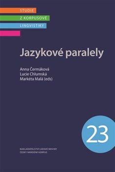Obálka titulu Jazykové paralely