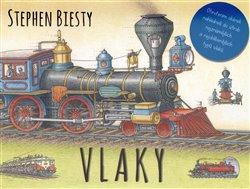 Obálka titulu Vlaky
