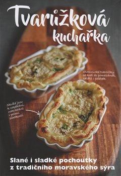 Obálka titulu Tvarůžková kuchařka