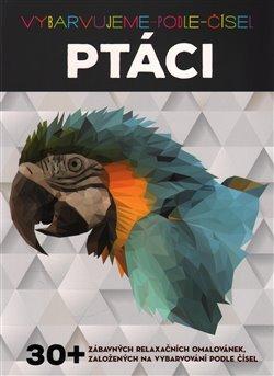 Obálka titulu Ptáci