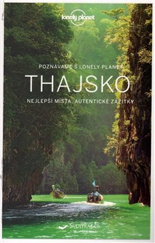 Obálka titulu Thajsko - Lonely Planet