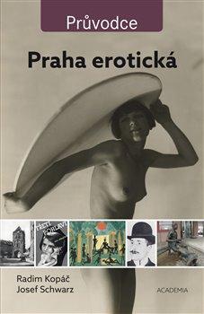 Obálka titulu Praha erotická
