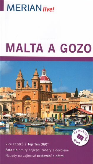 Malta a Gozo - Merian Live! - Klaus Bötig | Booksquad.ink