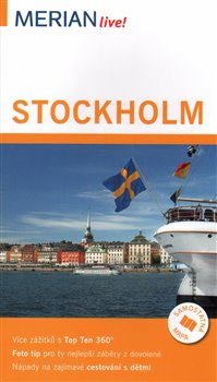 Obálka titulu Stockholm - Merian Live!