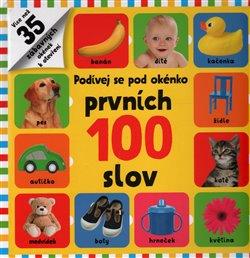Obálka titulu Prvních 100 slov - Podívej se pod okénko