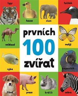 Obálka titulu Prvních 100 zvířat - Podívej se pod okénko