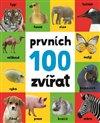 Obálka knihy Prvních 100 zvířat - Podívej se pod okénko
