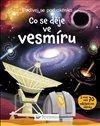 Obálka knihy Co se děje ve vesmíru - Podívej se pod okénko