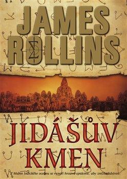 Obálka titulu Jidášův kmen