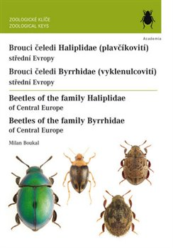 Obálka titulu Brouci čeledi plavčíkovití (Haliplidae) a vyklenulcovití (Byrrhidae)