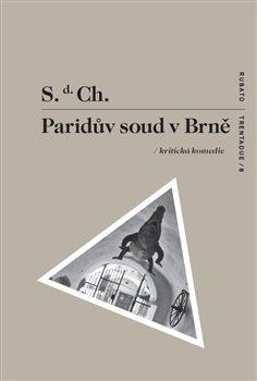 Obálka titulu Paridův soud v Brně