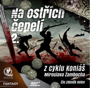 Na ostřích čepelí II. - Miroslav Žamboch | Booksquad.ink