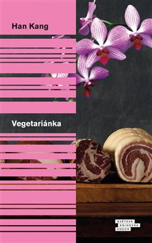 Obálka titulu Vegetariánka