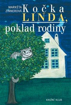 Obálka titulu Kočka Linda, poklad rodiny