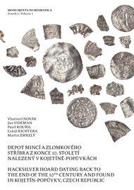 Depot mincí a zlomkového stříbra z konce 10. století nalezený v Kojetíně–Popůvkách