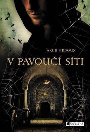 V pavoučí síti - Jakub Hrdoun   Booksquad.ink